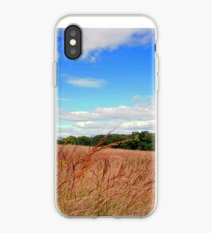 Prairie Clouds 7 iPhone Case