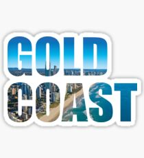 Gold Coast Sticker