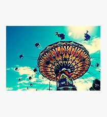 Kalgoorlie-Boulder Community Fair Photographic Print
