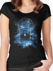 time storm Women's Fitted Scoop T-Shirt