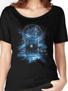 time storm Women's Relaxed Fit T-Shirt