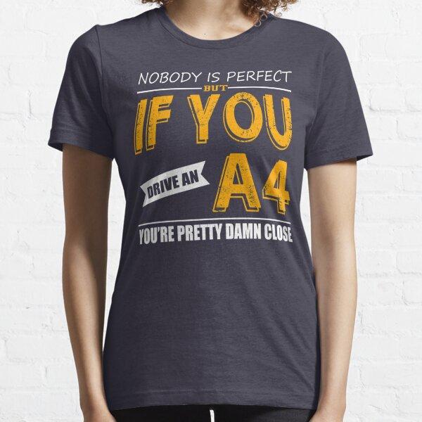 Audi A4 T-shirt essentiel