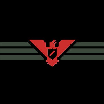 Papers, Please - Arstotzka Logo by SakisGamer