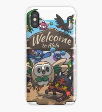 Welcome to Alola! iPhone Case/Skin