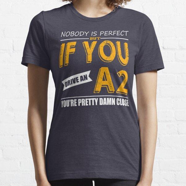 Audi A2 Essential T-Shirt