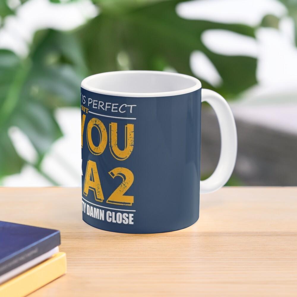 Audi A2 Mug