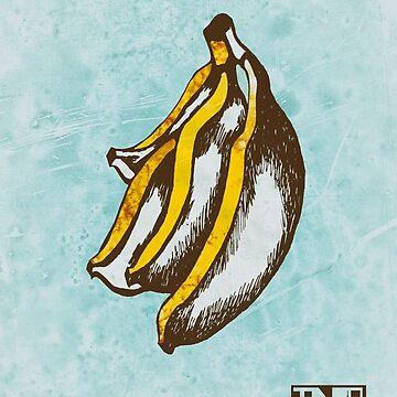 Vintage Banana by TapoJusti