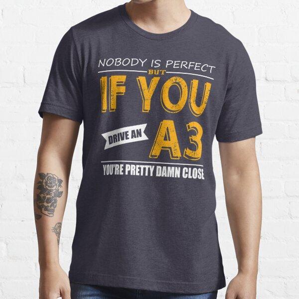 Audi A3 T-shirt essentiel