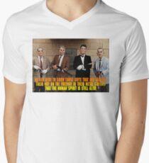 Dead Presidents Men's V-Neck T-Shirt