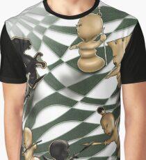 Chess battle Graphic T-Shirt