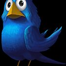 Blue Bird by Neelai