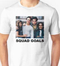 Buts de l'équipe T-shirt unisexe