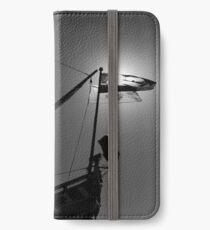 Harbour Shark Bay...Western Australia iPhone Wallet