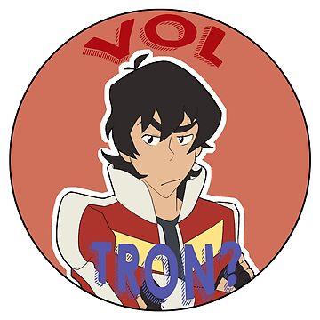 Keith -Vol-tron? by Hurricanechix89