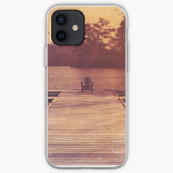 Escape - End of Pier by Jan Marvin iPhone Soft Case