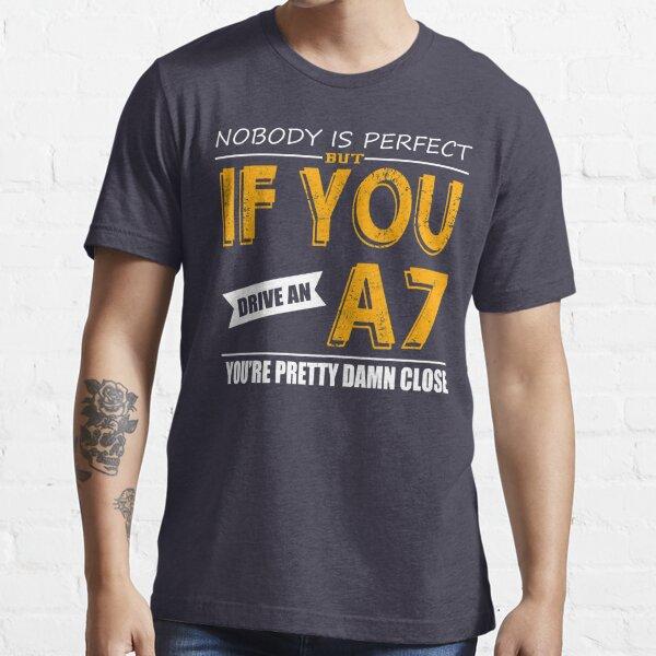 Audi A7 Essential T-Shirt