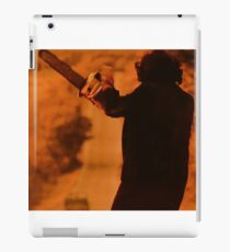 Texas Chainsaw Massacre - Flex iPad Case/Skin