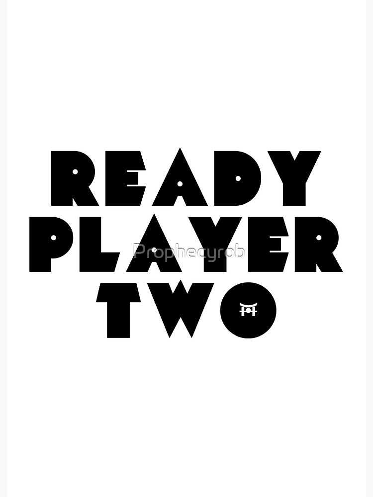 ready player two symbol art board print by prophecyrob redbubble redbubble