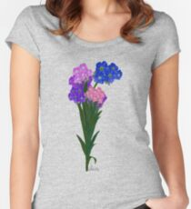 Forget me knot 22517 Women's Fitted Scoop T-Shirt