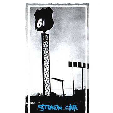 Stolen Car Bruce Springsteen by TheGreatPapers