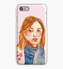 shy shy shy  iPhone Case/Skin