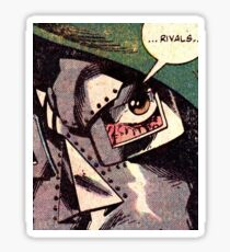 RIVALS! Sticker