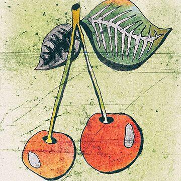 Vintage Cherries  by TapoJusti