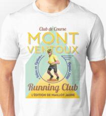 Chris Froome runs up Mont Ventoux Unisex T-Shirt