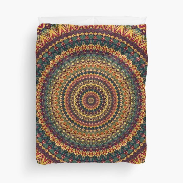 Mandala 181 Duvet Cover