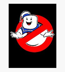 Puft Busters  Photographic Print