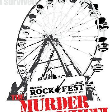 The Murder Wheel by daniellekenedy