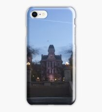 Hall of Languages iPhone Case/Skin