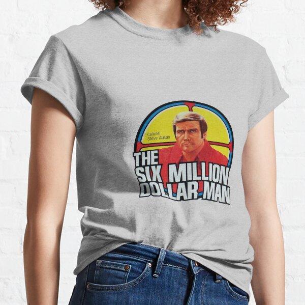 The Six Million Dollar Man Classic T-Shirt