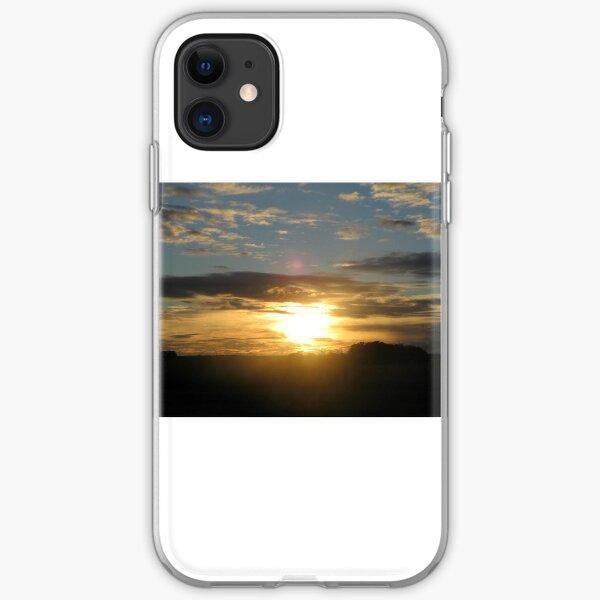 Soulwarming sunlight (7 June 2009) iPhone Soft Case
