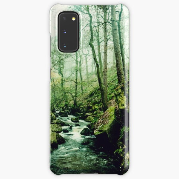 The Secrets of a Flowing Creative Mind Samsung Galaxy Snap Case