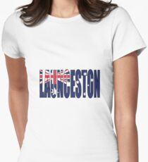 Launceston Womens Fitted T-Shirt