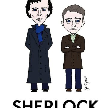 Sherlock by garigots