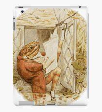 Beatrix potter Jeremy Fisher iPad Case/Skin