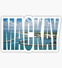 Mackay Sticker