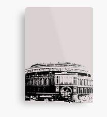 Royal Albert Hall - London, Hyde Park Metal Print
