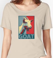 GOAT Women's Relaxed Fit T-Shirt