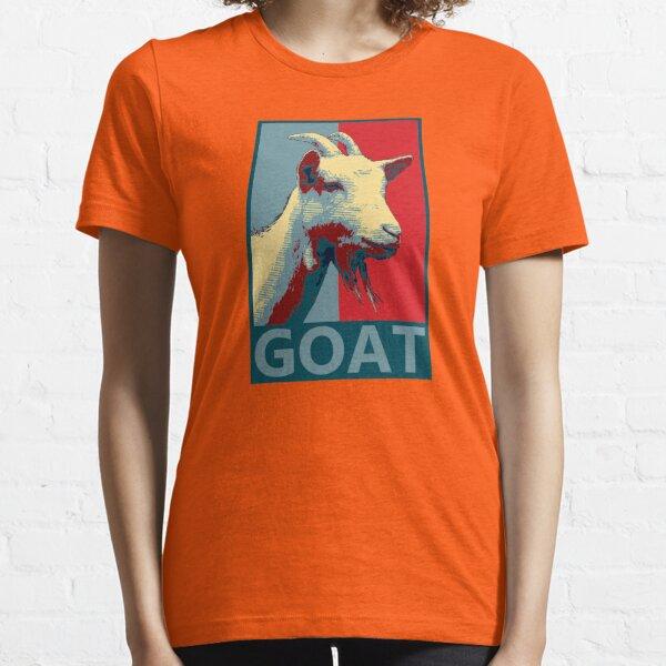 GOAT Essential T-Shirt