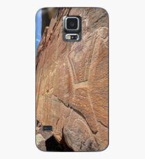 McConkie Ranch Petroglyph - Dry Fork Canyon - Vernal - Utah Case/Skin for Samsung Galaxy