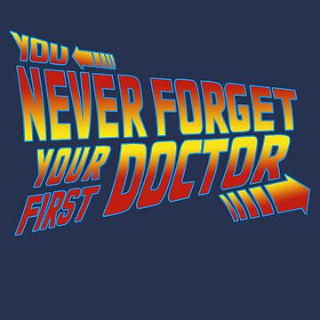 You Never Forget Your First Doctor - Doc Brown Mashup by Rvaya