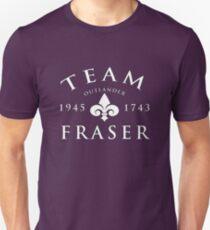 Team Fraser Unisex T-Shirt