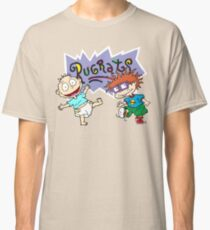 Rugrats - Tommy & Chuckie Classic T-Shirt