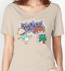Rugrats - Tommy & Chuckie Women's Relaxed Fit T-Shirt