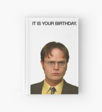It Is Your Birthday. Hardcover Journal
