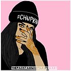 Chup Kar Beanie Girl  by pakistanimartha