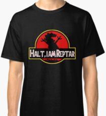 Halt I am Reptar - Jurassic Park Classic T-Shirt